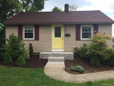 Dayton Single Family Home For Sale: 1700 Mayfield Avenue