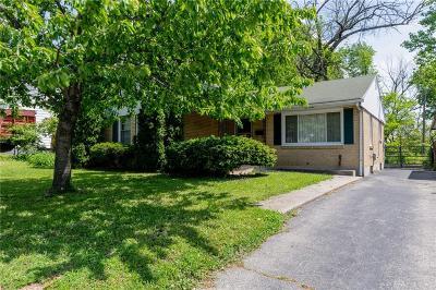 Dayton Single Family Home For Sale: 2352 Mayfair Road