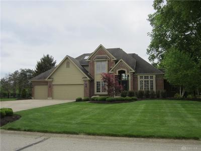 Troy Single Family Home For Sale: 2394 Black Oak Drive
