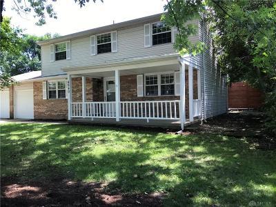 Dayton Single Family Home For Sale: 4940 Egret Court