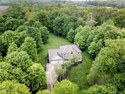 Clinton County Farm For Sale: 1107 St Rt 380
