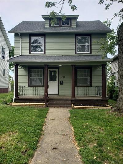 Dayton Single Family Home For Sale: 1155 Highland Avenue