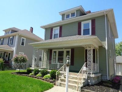Xenia Single Family Home For Sale: 732 Galloway Street