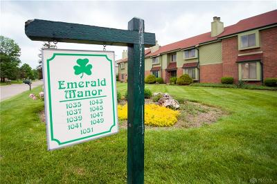 Centerville Condo/Townhouse For Sale: 1045 Beryl Trail