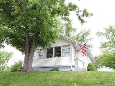 Dayton OH Single Family Home For Sale: $58,900