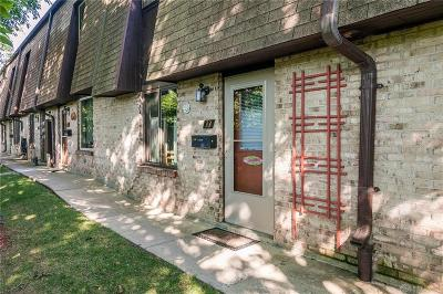 Clayton Condo/Townhouse Pending/Show for Backup: 7815 N Main Street #33