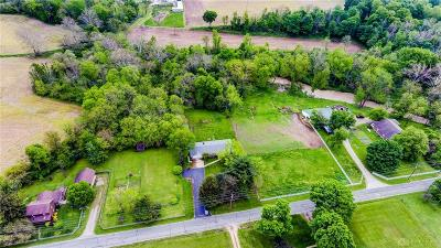 New Carlisle Single Family Home For Sale: 3390 Spence Road