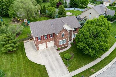 Bellbrook Single Family Home Pending/Show for Backup: 3248 Heritage Trace Drive