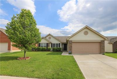 Tipp City Single Family Home For Sale: 2152 Blazing Star Drive