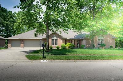Miamisburg Single Family Home Pending/Show for Backup: 1471 Belvo Estates Drive