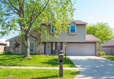 Dayton Single Family Home For Sale: 6193 Pine Point Place