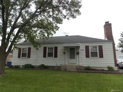 Dayton Single Family Home For Sale: 1704 Russet Avenue