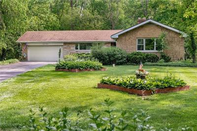 Centerville Single Family Home For Auction: 1400 Alex Bell Road