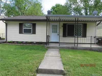 Dayton Single Family Home For Sale: 4189 Brunswick Avenue