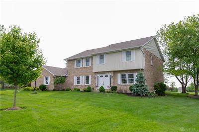 Springfield Single Family Home For Sale: 3601 Marbella Avenue