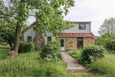 Bellbrook Single Family Home Pending/Show for Backup: 692 Alpha Bellbrook Road