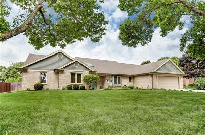 Tipp City Single Family Home For Sale: 735 Larkspur Drive