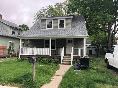 Yellow Springs Single Family Home Pending/Show for Backup: 211 Winter Street
