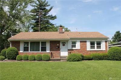 Xenia Single Family Home Pending/Show for Backup: 572 Sutton Drive