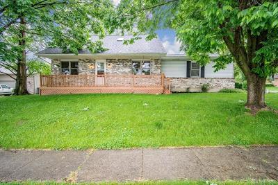 Springboro Single Family Home For Sale: 25 Cherry Street