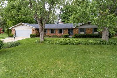 Beavercreek Single Family Home For Sale: 2550 Kenmont Court