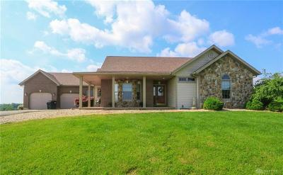 Highland County Single Family Home For Sale: 7074 Prouty Drive