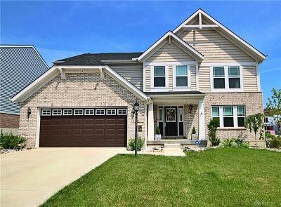Springboro Single Family Home For Sale: 108 Willow Grove Drive