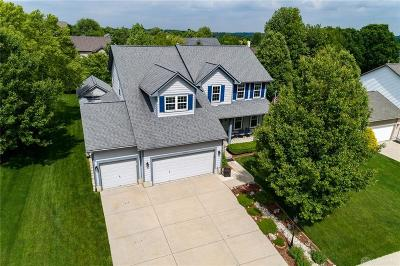 Bellbrook Single Family Home For Sale: 1264 Kables Mill Drive