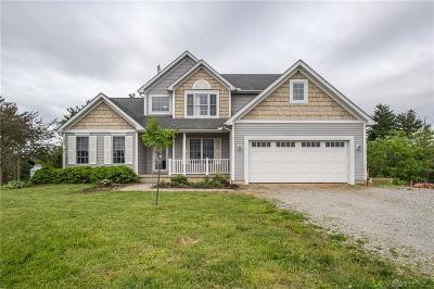 Xenia Single Family Home For Sale: 131 Ballard Road