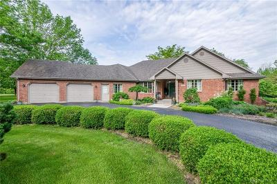 Clayton Single Family Home For Sale: 7745 Crestway Road