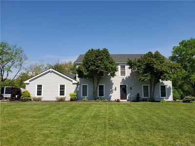Dayton Single Family Home For Sale: 7289 Mountain Trail