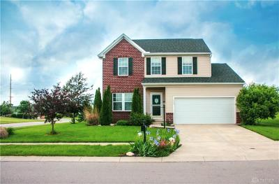 Tipp City Single Family Home For Sale: 2203 Blazing Star Drive