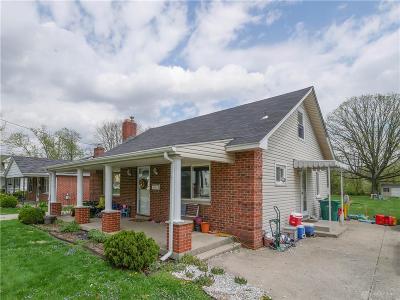 Dayton Single Family Home For Sale: 3414 Oakmont Avenue