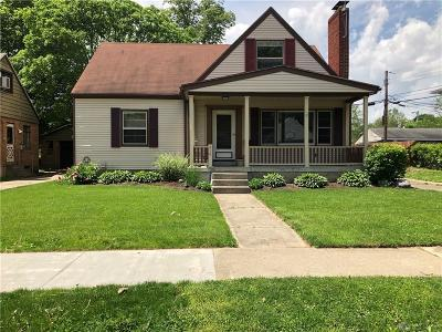 Dayton Single Family Home For Sale: 619 Hampshire Road