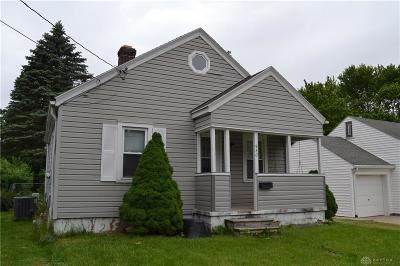 Xenia Single Family Home Pending/Show for Backup: 930 Monroe Street