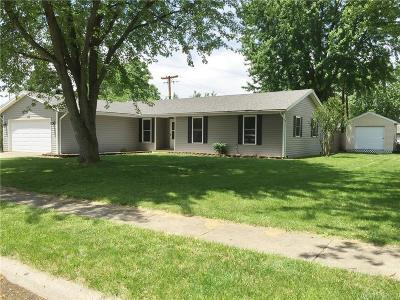 Xenia Single Family Home Pending/Show for Backup: 308 Purcell Drive