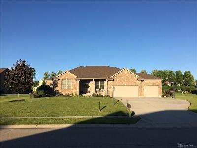 Miamisburg Single Family Home For Sale: 1836 Russell Court
