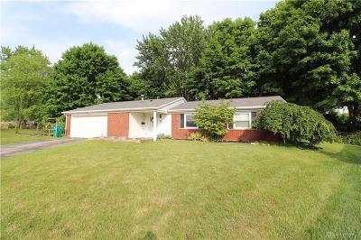 Beavercreek Single Family Home For Sale: 2716 Milda Court