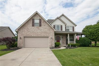 Englewood Single Family Home For Sale: 133 Springhouse Drive