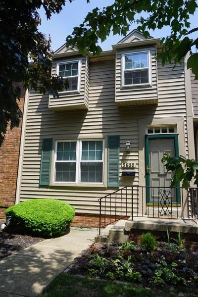 Dayton Condo/Townhouse Pending/Show for Backup: 5835 Overbrooke Road