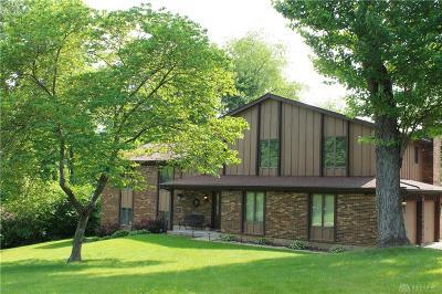 Beavercreek Single Family Home Pending/Show for Backup: 430 Colonial Drive
