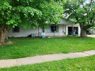 Xenia Single Family Home For Sale: 99 Lowell