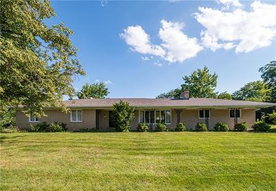 Dayton Single Family Home For Sale: 3464 Westbury Road