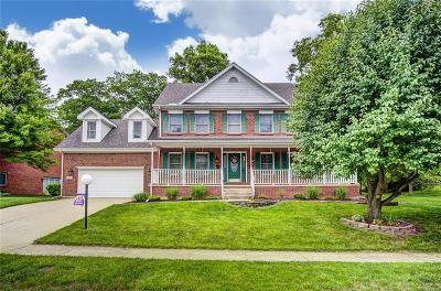 Miamisburg Single Family Home Pending/Show for Backup: 962 Blanche Drive