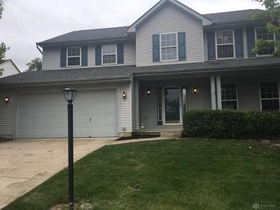Fairborn Single Family Home For Sale: 1194 Windsong Trail