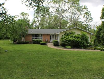 Vandalia Single Family Home For Sale: 950 Dixie Drive