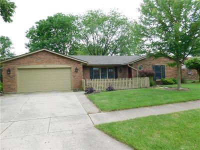 Vandalia Single Family Home For Sale: 1423 Cornish Drive