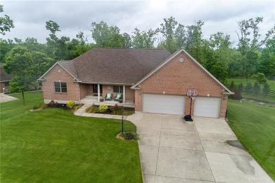 Springboro Single Family Home Pending/Show for Backup: 3420 Ash Meadow Lane
