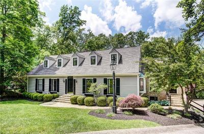 Montgomery County Single Family Home Pending/Show for Backup: 6445 Kings Grant