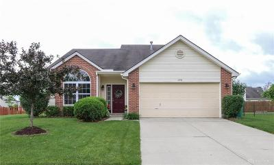 Fairborn Single Family Home Pending/Show for Backup: 370 Bishea Court